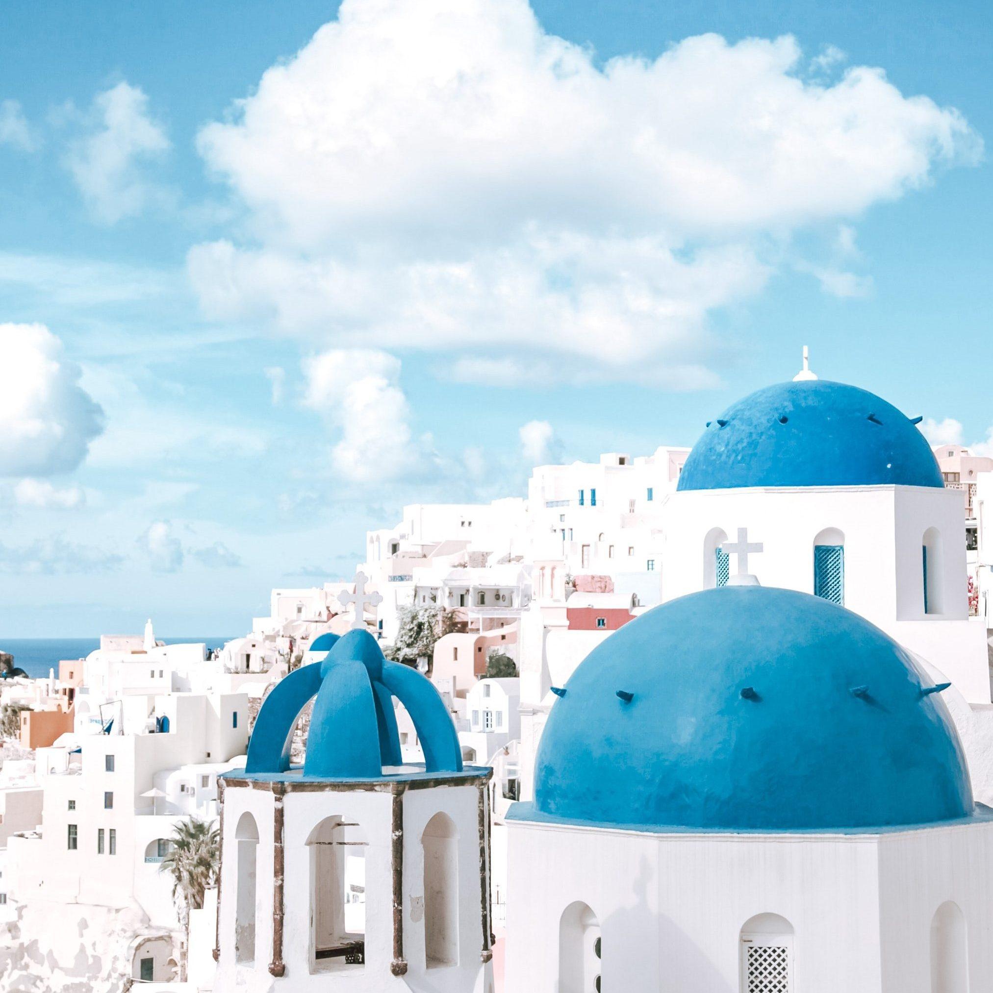wanderlust for greece
