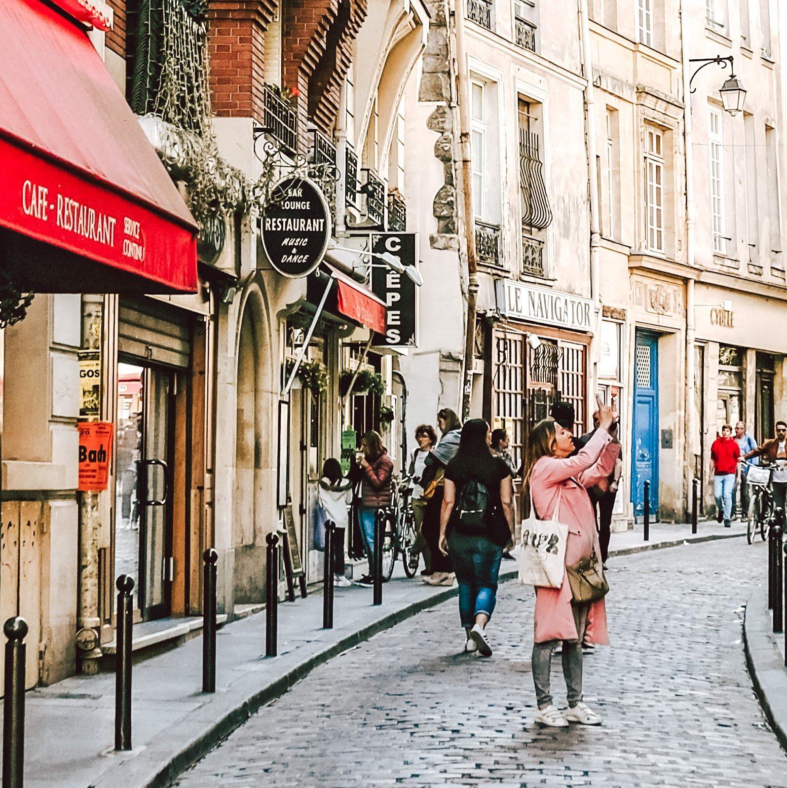 wanderlust for paris