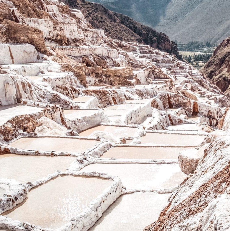 Sacred Valley - Maras