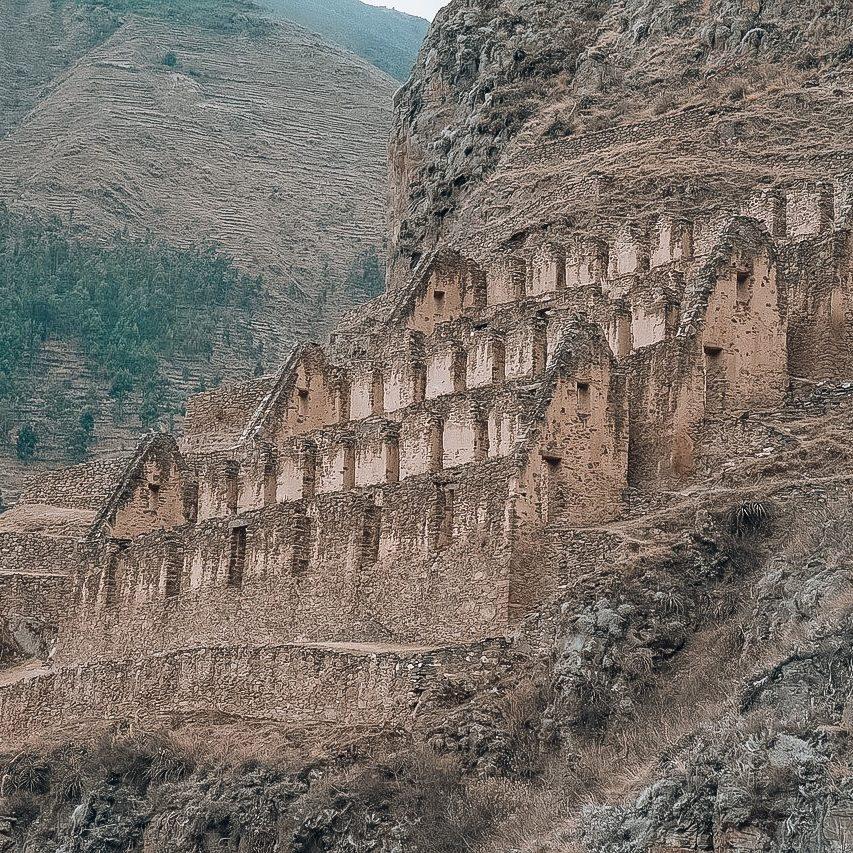 Sacred Valley - Ollaytantambo