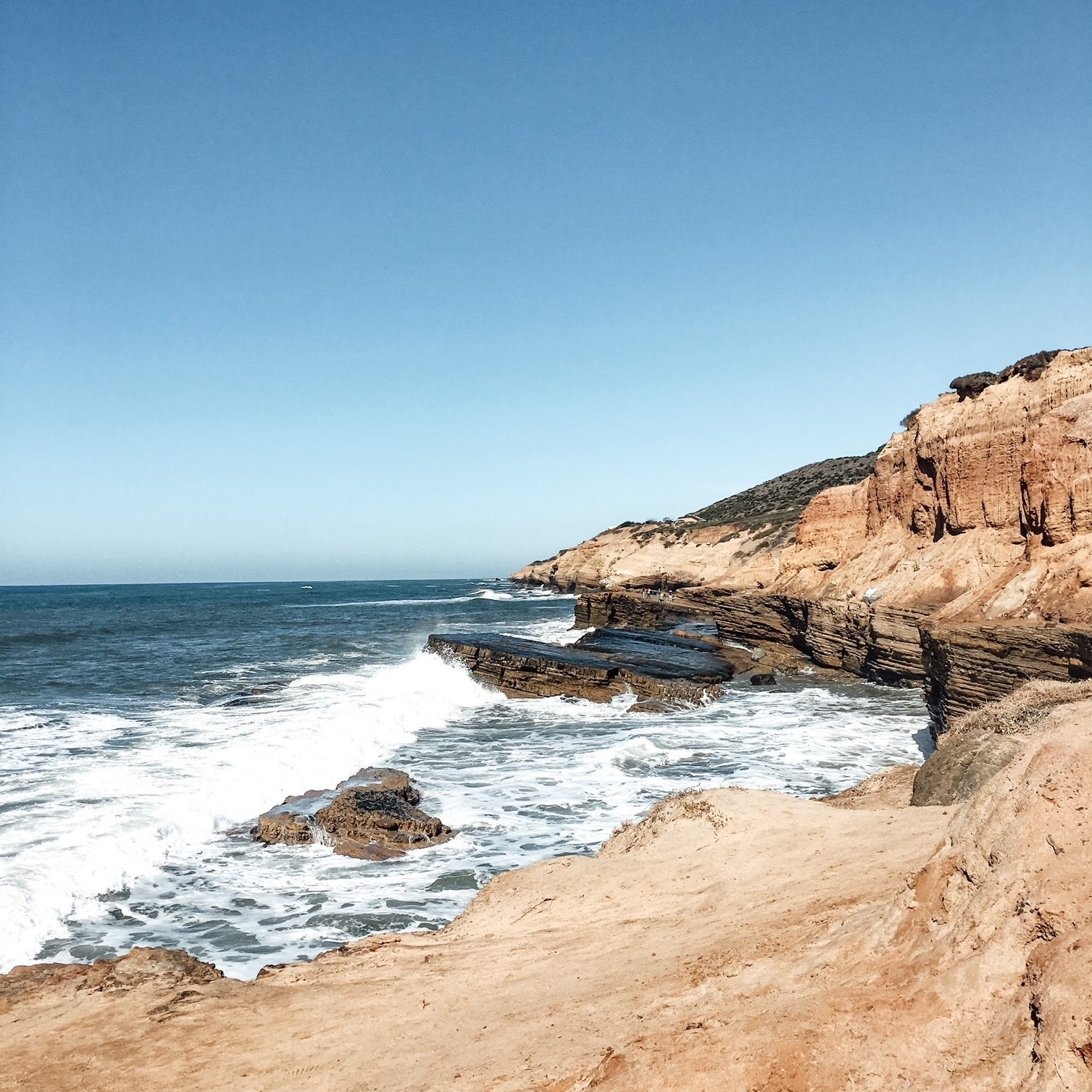 A girls' getaway to San Diego can't be all mimosas and beach lounging. Check out some of these coastal hikes.